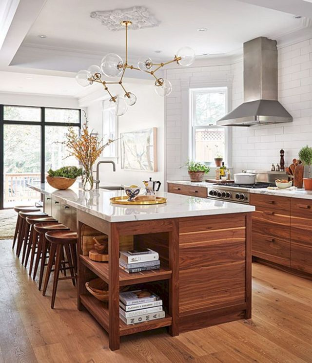Special Wooden Kitchen Design
