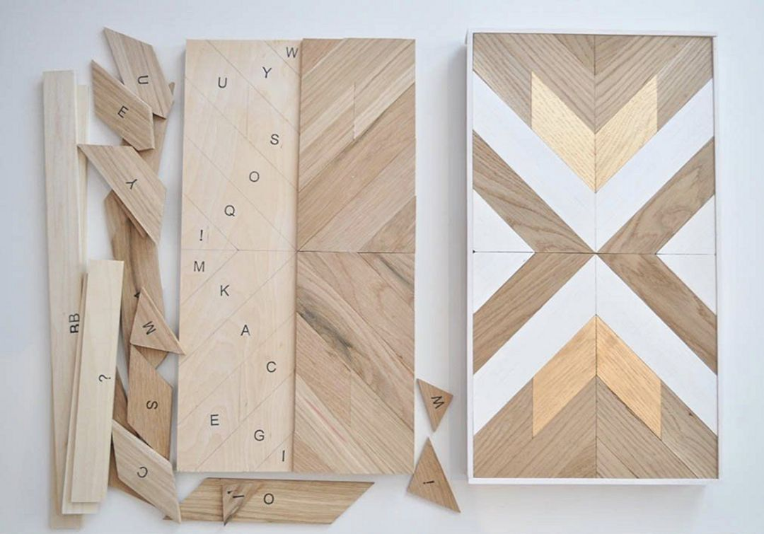 12 Awesome Woodworking Wall Ideas For Easy Diy Home Decor Dexorate