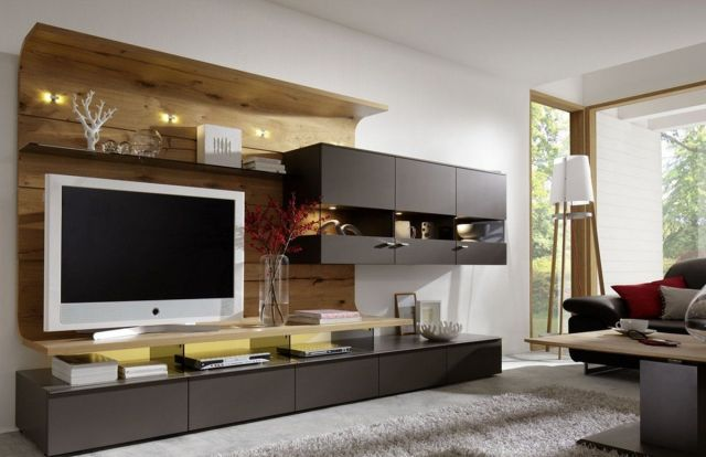 20 Unique Wall Unit Design Ideas For The Perfection Your Home Dexorate