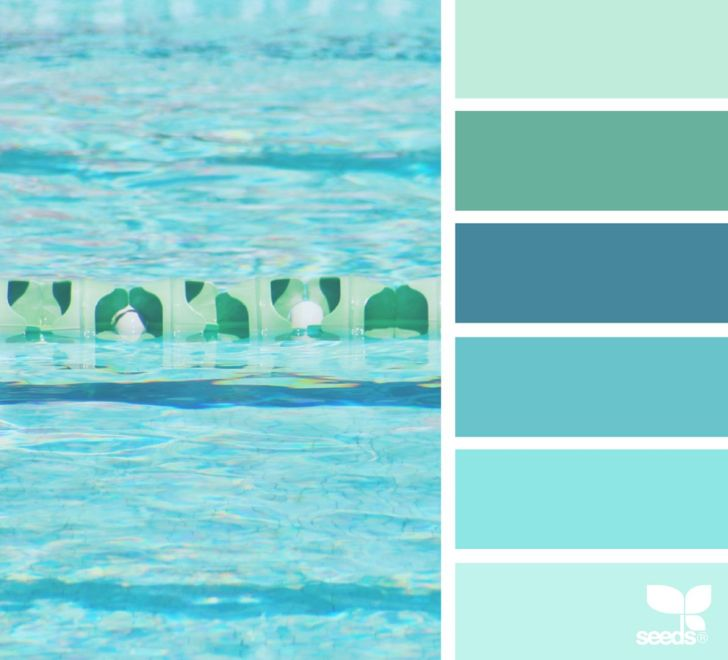 Beautiful Turquoise Color Schemes for Summer