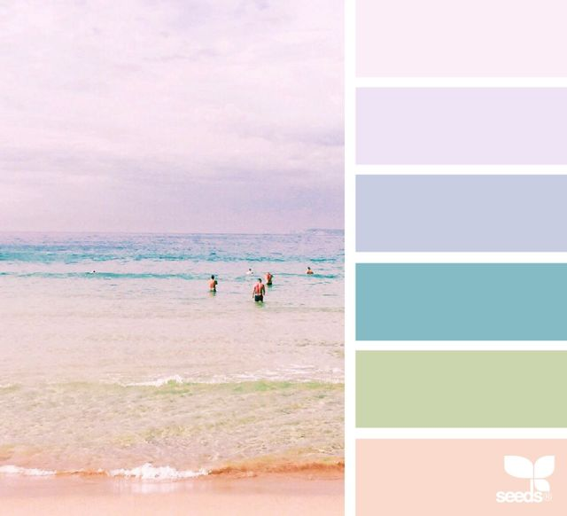 Cozy Summer Colours Pastel