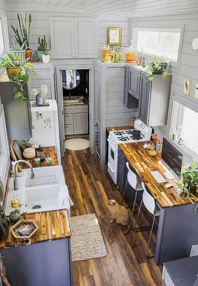 Small House Kitchen Design Ideas