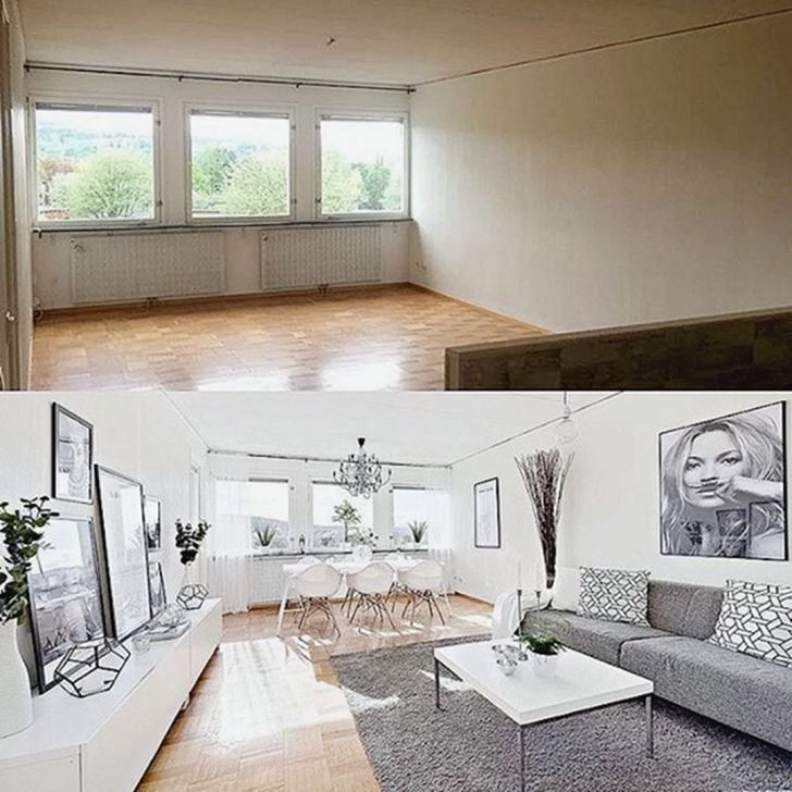 15 Most Inspiring Home Renovation Ideas On A Budget With Before and After Picture   DEXORATE