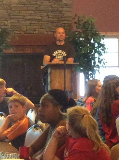 Summer Camp at Dexter Gospel Church (2)