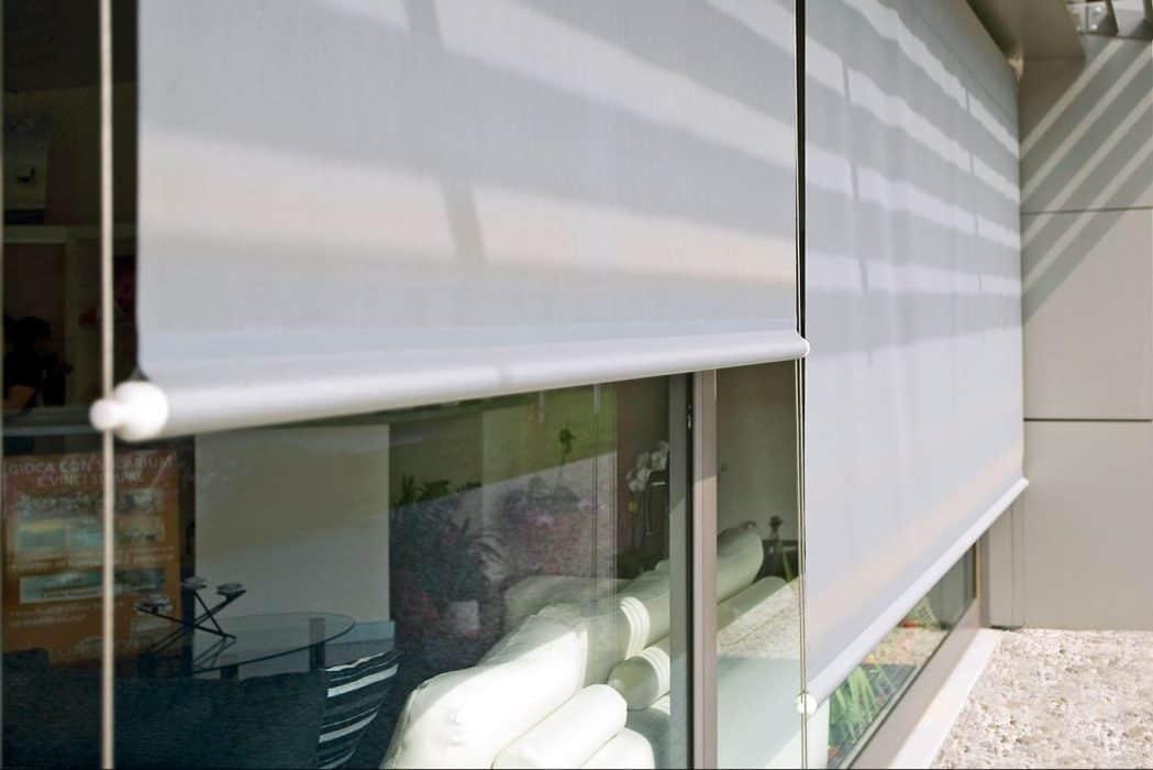 Toldo vertical guiado  Dexterior Soluciones  Valladolid