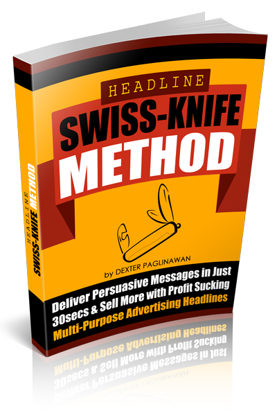 Headline Swiss Knife Method