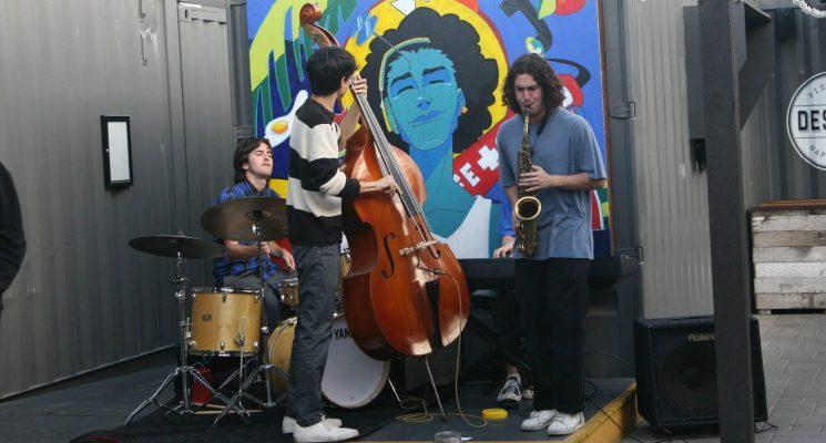 Long beach jazz band