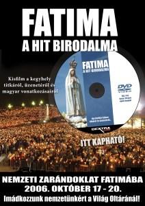 Fatima, a hit birodalma