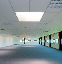 False ceiling tiles: beauty in blocks   dexune