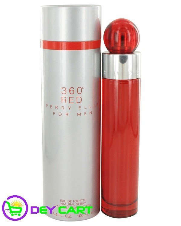 Perry Ellis 360 Red by Perry Ellis EDT