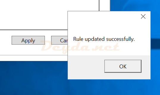 Citrix Federated Authentication Service Configuration Rule updated successfully