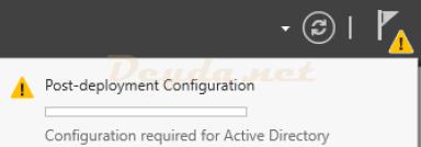 Notifications Configure ADCS