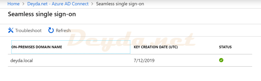 Seamless single sign-on