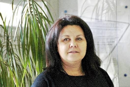 Géraldine MARCENAC