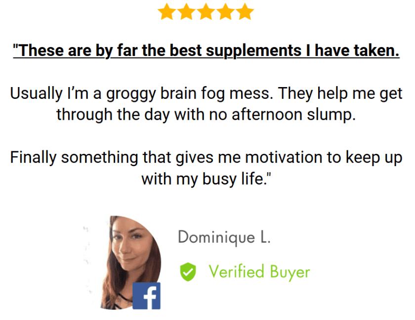 NeuroFuel customer reviews