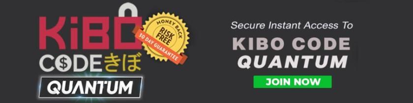 kibo code quantum join