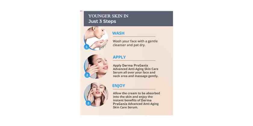 Derma Progenix Advanced Skin Care Serum