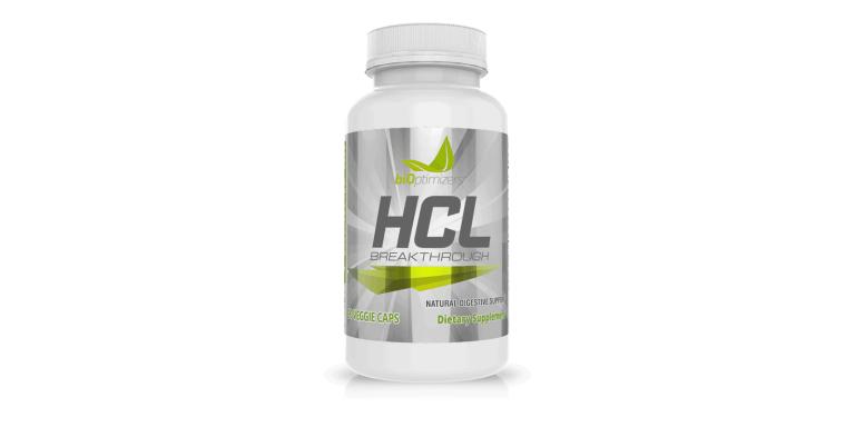 Bioptimizers HCL Breakthrough reviews