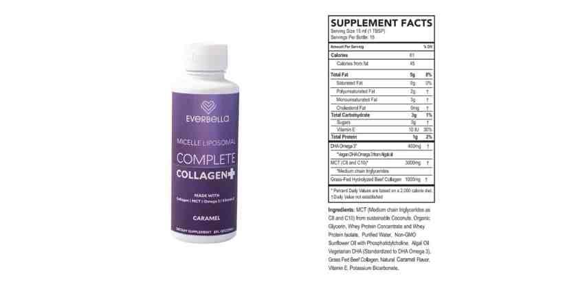 Complete Collagen Plus Ingredients