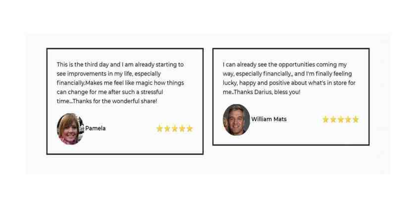 369 Manifestation Code Customer Reviews
