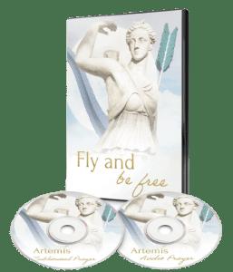 Goddess Manifestation Secrets - Day 2 The Prayer to fly and be free