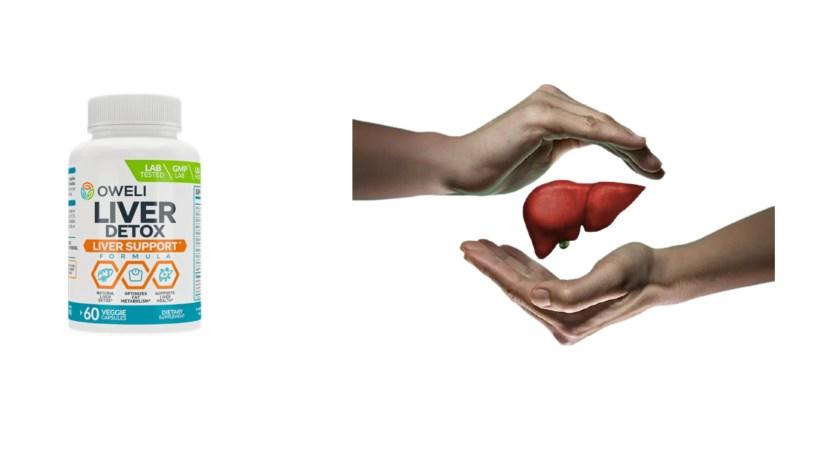 oweli detox for liver health