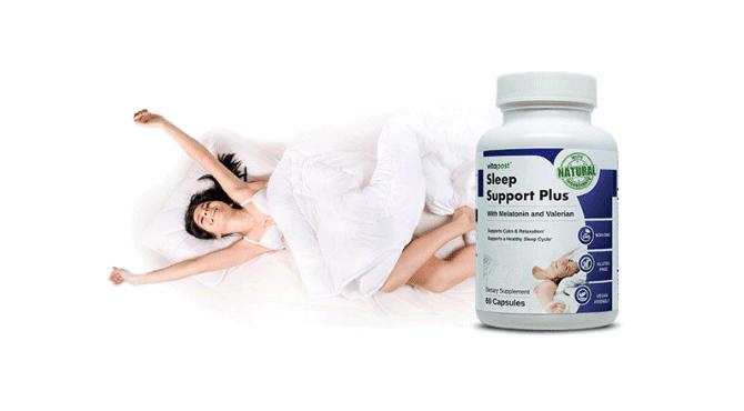 Sleep Support Plus Benefits