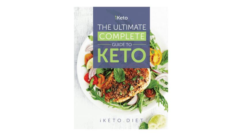 The Complete Keto Guide - iKeto Diet Bonus