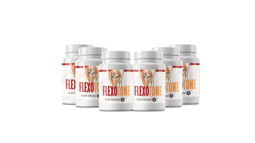 Flexotone 6 bottle