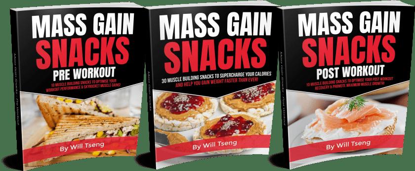 Mass Gain Snack bundle  bonus