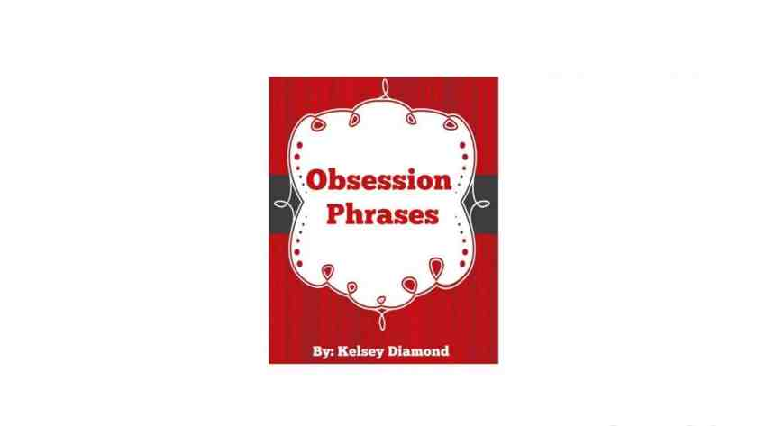 Obsession Phrases Reviews