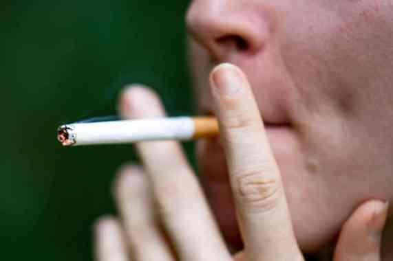 Say goodbye to smoking