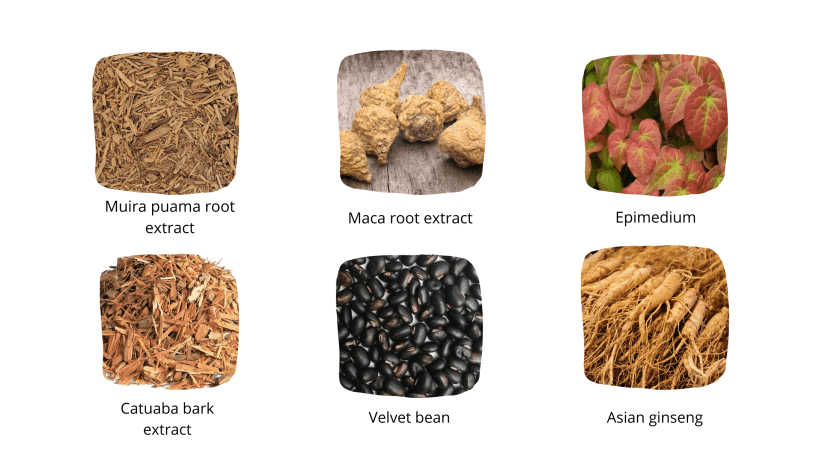 Stone Force - Ingredients
