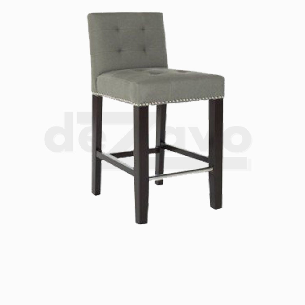 Oddy Tufted Barstool