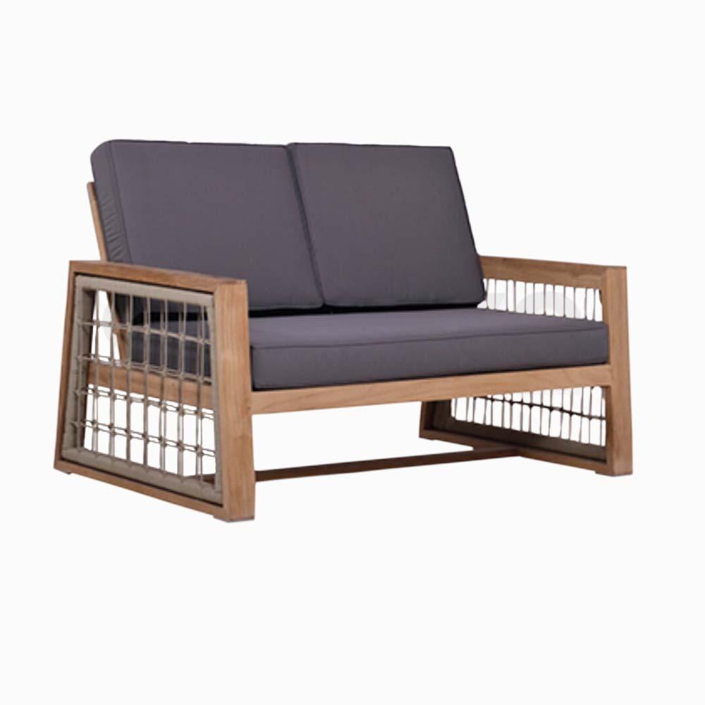 Bridge Love Seat Chair