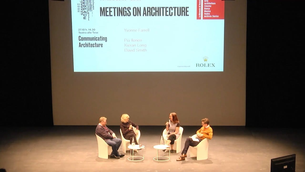 Biennale Architettura 2018 – Meetings on Architecture 07 (Communicating Architecture)