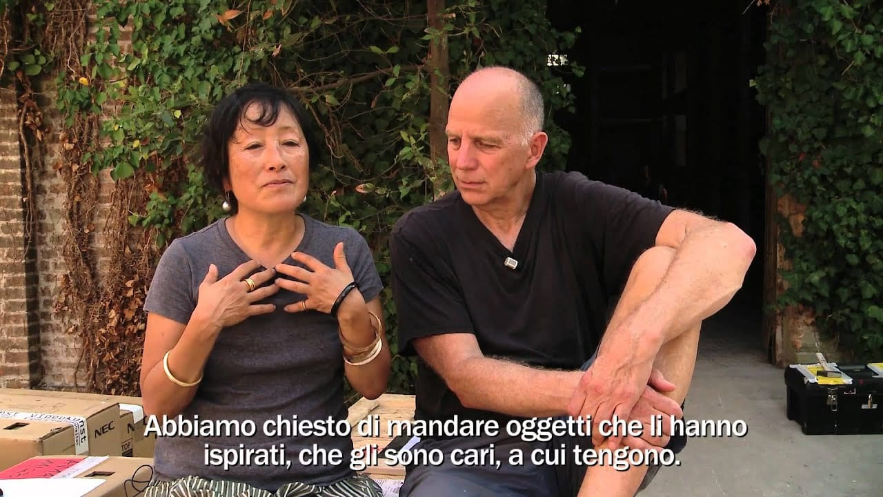 Biennale Architettura 2012 – Tod Williams – Billie Tsien