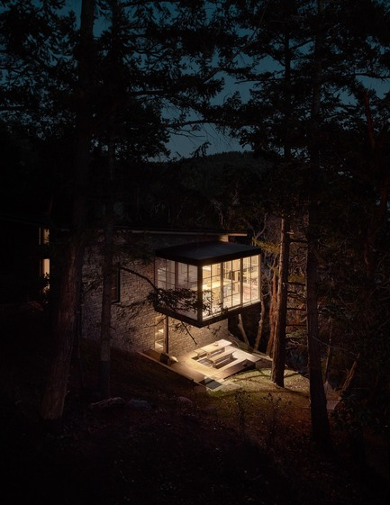 Press kit   2637-03 - Press release   GRAY Magazine Announces the Winners of the 2018 GRAY Awards - GRAY Magazine - Competition - Hillside Sanctuary by Hoedemaker Pfeiffer - Photo credit: Kevin Scott