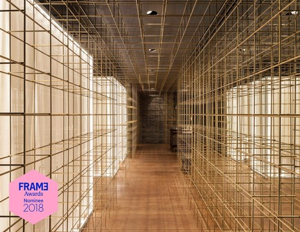 Press kit | 3160-01 - Press release | Announcing the Nominees of the Frame Awards 2018 - Frame - Competition - Nominated for Single-brand Store of the Year Sulwhasoo Flagship Store, Seoul by Neri&amp;Hu Design and Research Office<br> - Photo credit: Neri&amp;Hu Design and Research Office