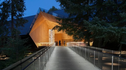 Press kit   809-21 - Press release   AZURE Reveals the Winners of the 2017 AZ Awards - AZURE - Competition -    Audain Art Museum, Whistler, Canada<br>Patkau Architects, Vancouver, Canada<br>Best Architecture Over 1,000 Square Metres - 2017 AZ Awards    - Photo credit: AZURE