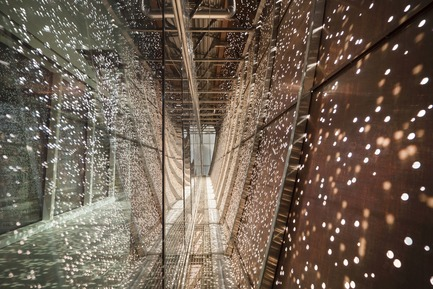 Press kit   809-21 - Press release   AZURE Reveals the Winners of the 2017 AZ Awards - AZURE - Competition -  CHUM Passerelle, Montreal, Canada<br>CannonDesign (Toronto, Canada) and NEUF Architect(e)s:&nbsp;Montreal, Canada<br>Best Lighting Installations - 2017 AZ Awards  - Photo credit: AZURE