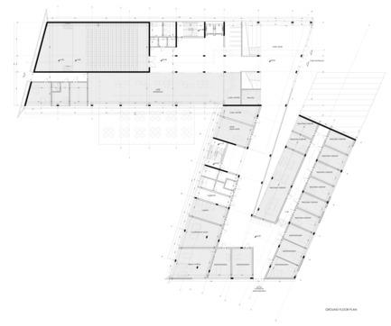 Press kit | 3146-01 - Press release | Architecture School - STARH - Institutional Architecture - Photo credit: Petar Nikolov