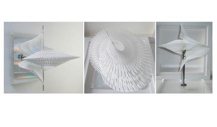 Press kit   2121-06 - Press release   Seismic Electromagnetic Induction LED - Margot Krasojević Architects - Lighting Design - Seismic LED - Photo credit: Margot Krasojević