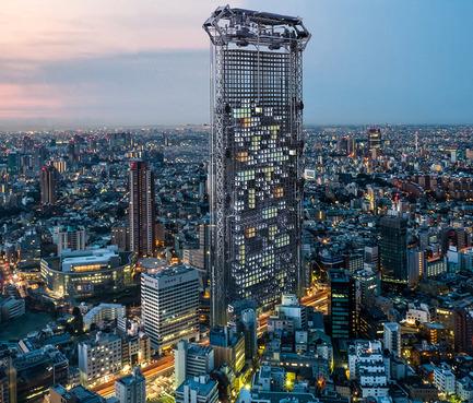 Press kit | 1127-13 - Press release | Winners 2017 eVolo Skyscraper Competition - eVolo Magazine - Competition - Pod Vending Machine Skyscraper - honorable mention - Photo credit: Haseef Rafiei