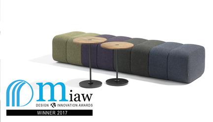 Press kit   2276-04 - Press release   MIAW 2017: And the Winners Are - ArchiDesignclub by Muuuz - Competition - BLA STATION - Bob - Photo credit: (c) muuuz