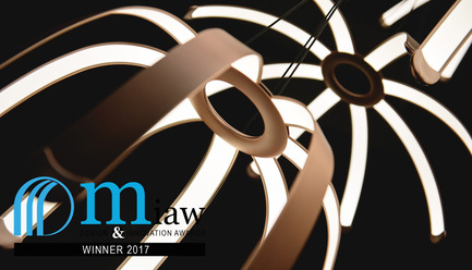 Press kit   2276-04 - Press release   MIAW 2017: And the Winners Are - ArchiDesignclub by Muuuz - Competition - LG DISPLAY - Display - Photo credit: (c) muuuz