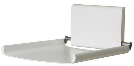 Press kit   2596-01 - Press release   Dan Dryer Wins New International Design Award - DAN DRYER A/S - Product -  BJÖRK Baby Changing Station  - Photo credit: DAN DRYER A/S