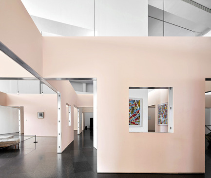 Press kit | 1830-07 - Press release | FAD Awards Winners 2016 - FAD - Fostering Arts and Design - Competition - 2016 FAD Ephemeral Intervention Award<br><br>'Espècies d'Espais', Exhibition&nbsp; MACBA - Barcelone &nbsp; &nbsp; &nbsp; &nbsp; &nbsp;<br>Plaça dels Àngels, 1<br>Barcelone (Spain)<br><br>Authors:<br>Maria Charneco, Alfredo Lérida, Guillermo López, Anna Puigjaner, architects&nbsp;(MAIO) &nbsp;&nbsp;<br> - Photo credit: José Hevia