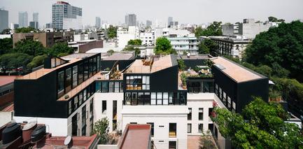 Press kit | 1830-07 - Press release | FAD Awards Winners 2016 - FAD - Fostering Arts and Design - Competition - 2016 FAD International Award<br><br>Córdoba ReurbanoCórdoba, 125&nbsp;<br>Ciutat de Mèxic (Mèxic)<br><br>Authors: Eduardo Cadaval Narezo, Clara Solà-Morales (Cadaval &amp; Solà-Morales)<br>Building Engineers: Eugenio Eraña, Juan Carlos Cajiga.Enginyer: Ricardo Camacho<br><br> - Photo credit: fad