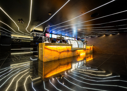Press kit | 1124-05 - Press release | World Interiors News Awards 2015 jury announced - World Interiors News - Commercial Interior Design - Fun Cinema , Andheri, Mumbai, India by Arris Architects Pvt ltd - Photo credit: Arris Architects Pvt ltd